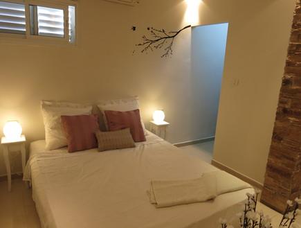 השבחת נכס, אנה גוטמן דירה1, אחרי חדר שינה, צילום אנה גוטמן