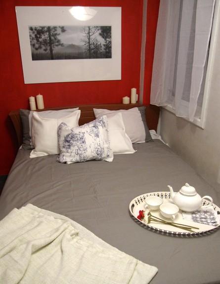 השבחת נכס, אנה גוטמן דירה2, אחרי חדר שינה, צילום אנה גוטמן (צילום: אנה גוטמן)