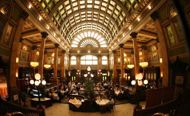 schiemerentertainment.comרכבת, מסעדה (צילום: schiemerentertainment.com)