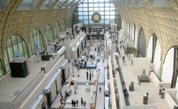 wikimedia רכבת, מוזיאון (צילום: wikimedia)
