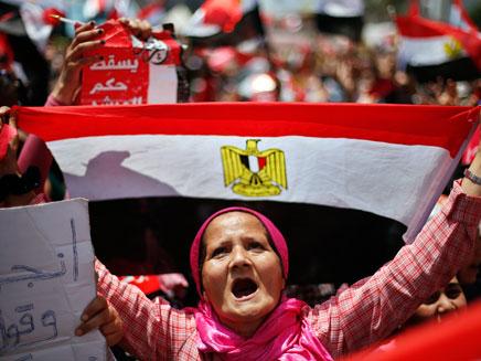 עידן חדש במצרים (צילום: רויטרס)