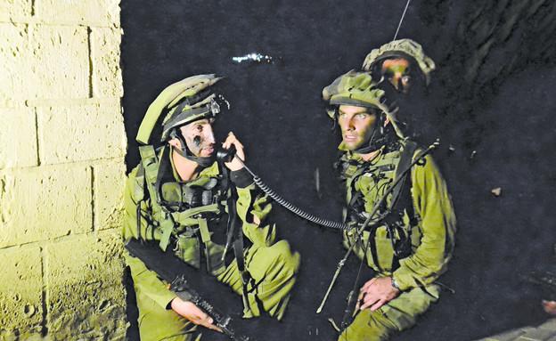 תרחט גולני (צילום: אורי ברקת ויעל שלח, במחנה)