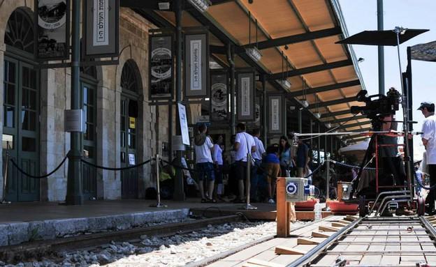 רכבות, מתחם התחנה ירושלים (צילום: מתוך עמוד הפייסבוק של מתחם התחנה בירושלים)