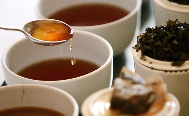 תרופת פלא? תה ירוק (צילום: AP)