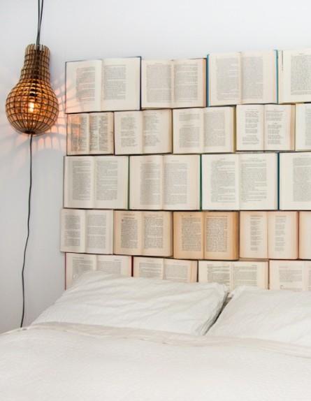 גב מיטה, ספרים