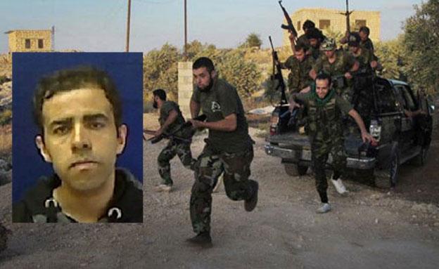 """הצטרף למורדים, מסארוה (צילום: AP, דוברות שב""""כ)"""