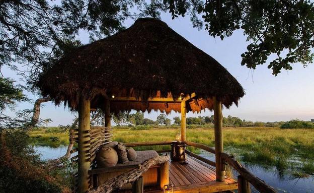 מומבו קאמפ, המלונות הכי