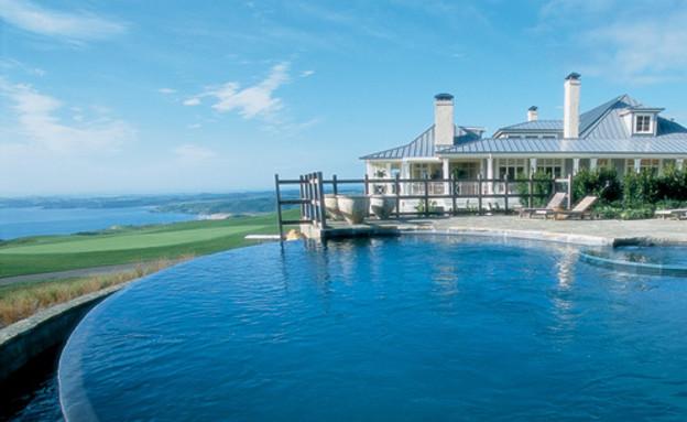 קאורי קליפס, המלונות הכי, קרדיט .luxurytravelmagaz (צילום: luxurytravelmagazine.com)
