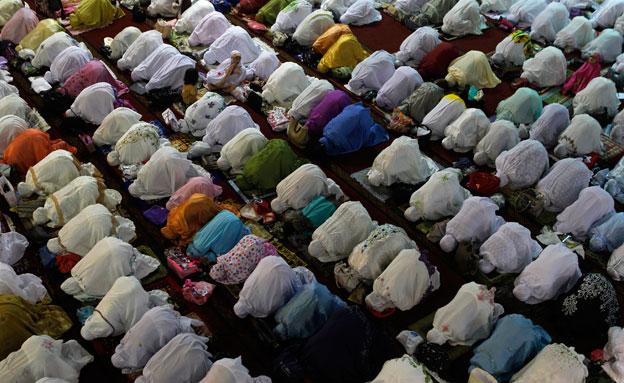 השאלה היומית: מהם מנהגי חודש הרמדאן? (צילום: רויטרס)