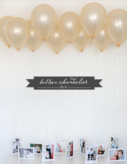 www.weddingchicksבלונים, תמונות (צילום: www.weddingchicks בלונים)
