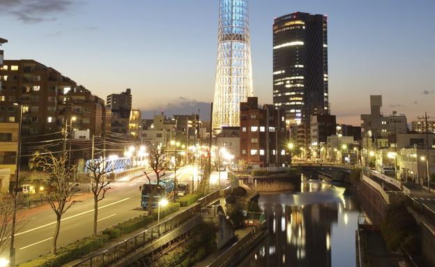 טוקיו סקיי טרי, הישגים באדריכלות, אימג'בנק (צילום: אימג'בנק / Thinkstock)