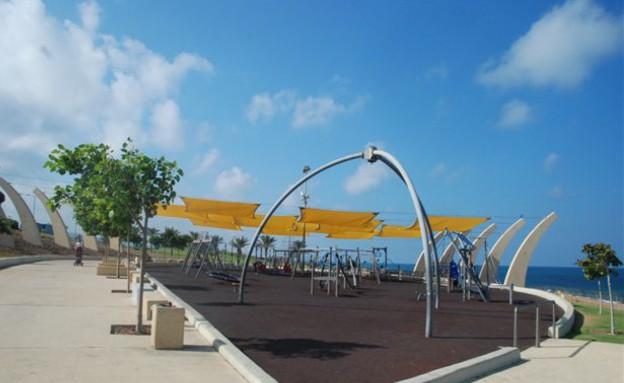 גן שעשועים, חיפה (צילום: עיריית חיפה)