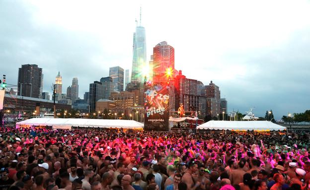 מצעד הגאווה בניו-יורק (צילום: אימג'בנק / Gettyimages)