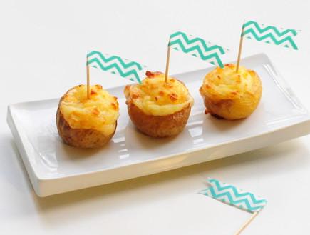 סירות תפוחי אדמה (צילום: שרית נובק, אוכל טוב)