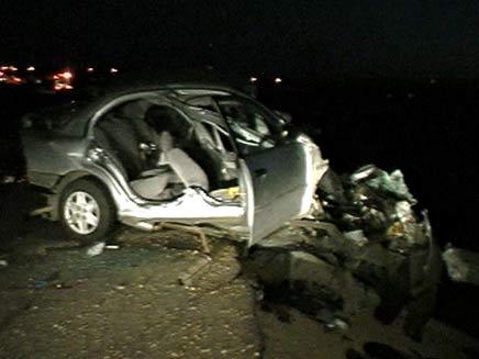 הסיבה לתאונה לא ברורה. ארכיון (צילום: חדשות 2)
