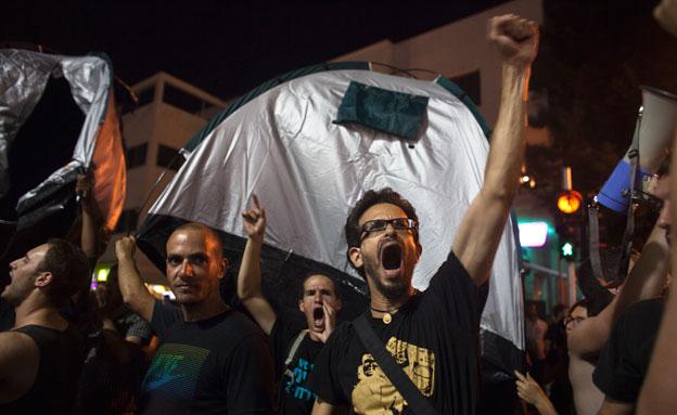 הערב: המחאה חוזרת? (צילום: Reuters)