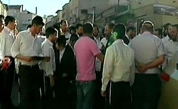 שכונת בית ישראל, הערב (צילום: חדשות 2)