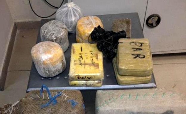 בבתי החשודים נתפסו סמים וכסף. אילוסטרציה (צילום: משטרת ישראל)