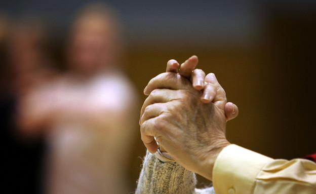 קשישים, אילוסטרציה (צילום: Christopher Furlong, GettyImages IL)