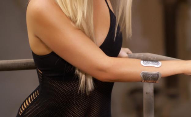 סקסית בחדר מדרגות (צילום: Thinkstock)