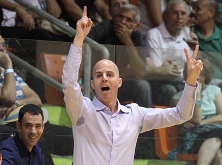 פרנקו, יאמן את האלופה (אלן שיבר) (צילום: ספורט 5)
