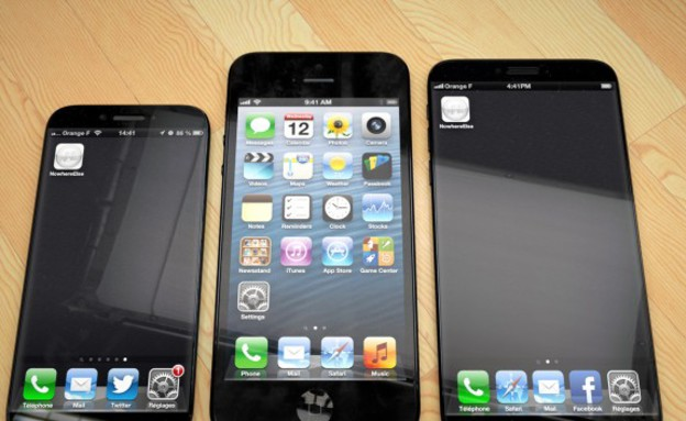 אייפון 6, קונספט
