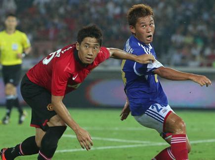 קגאווה. החברים ביפן לא עשו כבוד (gettyimages) (צילום: ספורט 5)