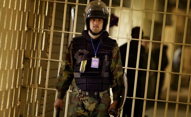 כלא אבו ג'אריב (צילום: Wathiq Khuzaie, GettyImages IL)