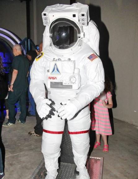 חליפת חלל של נאסא, תערוכת החלל