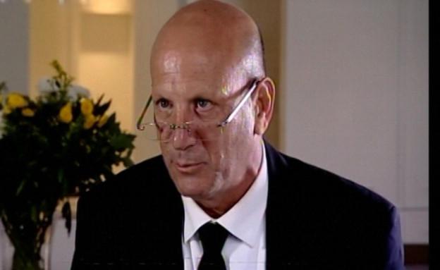 עורך דין משה שרמן מדבר (תמונת AVI: mako)