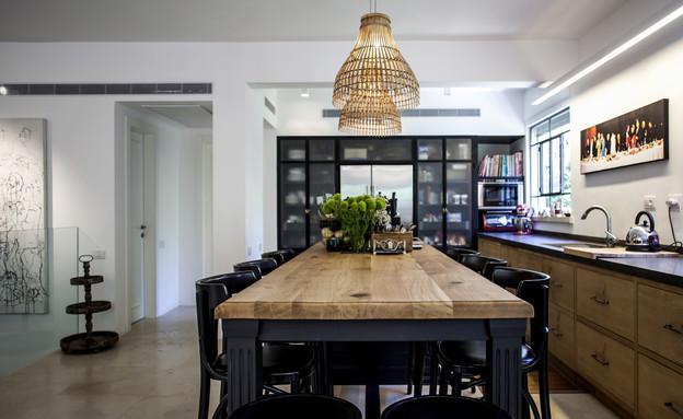 ענת גיא, שולחן מטבח (צילום: יואב גורין)