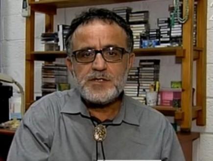 אהוד בנאי בשש (צילום: חדשות 2)
