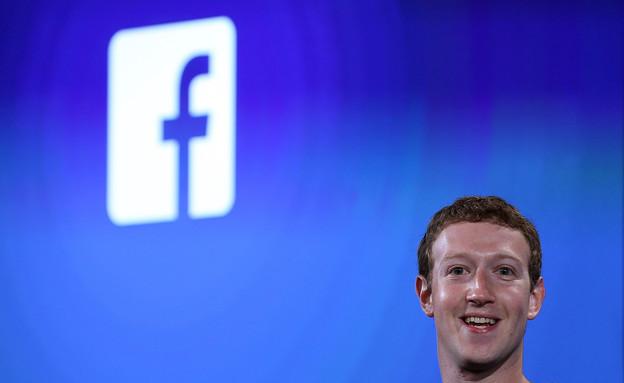 """מארק צוקרברג, מייסד ומנכ""""ל פייסבוק (צילום: Justin Sullivan, GettyImages IL)"""