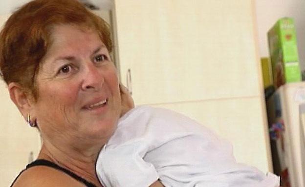 הכי מבוקשים בחופש: סבא וסבתא (צילום: חדשות 2)