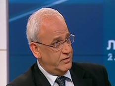 """""""נפעל לשחרור כולם"""", עריקאת (צילום: חדשות 2)"""
