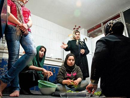 בית איראני, נשים
