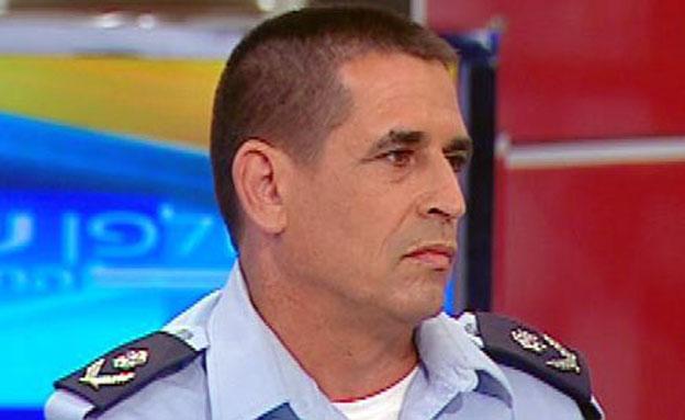 ניצב יואב סגלוביץ' (צילום: חדשות 2)