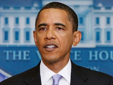 האבטלה עולה על שולחן הנשיא (צילום: רויטרס)
