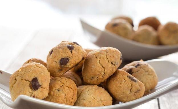 עוגיות שוקולד קוואקר של אביבה פיבקו (צילום: בני גם זו לטובה, אוכל טוב)