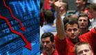 ירידות בבורסה (צילום: חדשות 2)