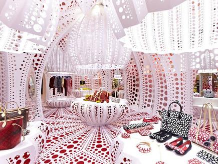חנויות בגדים, לואי ויטון כללי (צילום: style.selfridges.com)