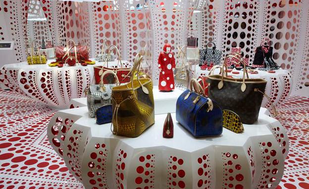 חנויות בגדים, לואי ויטון תיקים (צילום: style.selfridges.com)