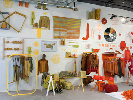 חנויות בגדים, בנטון חלל (צילום: www.benetton.com)