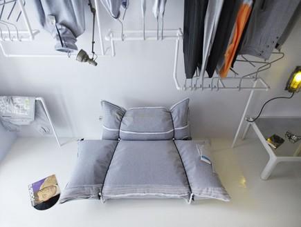 חנוויות בגדים, ריסק כורסה (צילום: www.smallna.com)