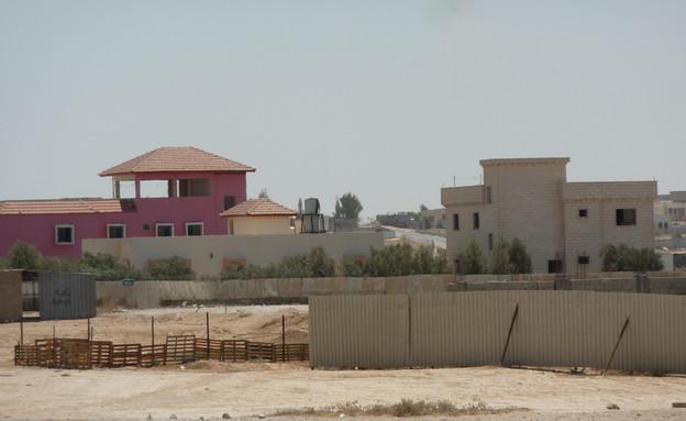 בדואים בנגב - צומת שוקת צילום שמעון אפרגן (צילום: שמעון אפרגן)
