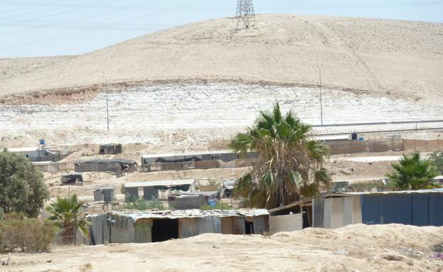 ביר הדאג' שבט אל עזזמה 1 צילום שמעון אפרגן (צילום: שמעון אפרגן)