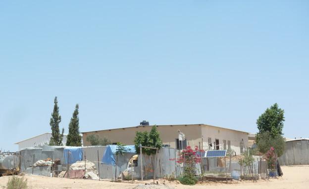 רמת חובב שבט אל עזזמה 4 צילום שמעון אפרגן (צילום: שמעון אפרגן)