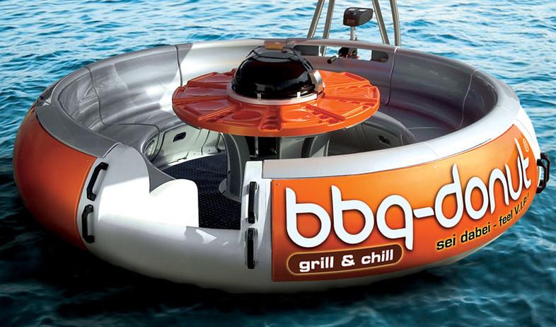 סירת ברביקיו, תמונת אווירה © bbq donut spain (5) (צילום: bbq donut spain)