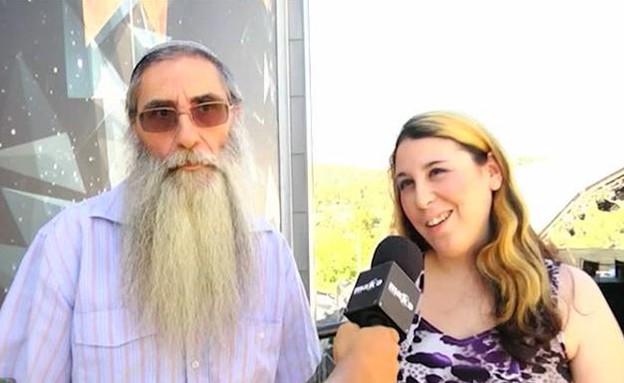 אביו ואחותו של יניב מדברים (תמונת AVI: mako)