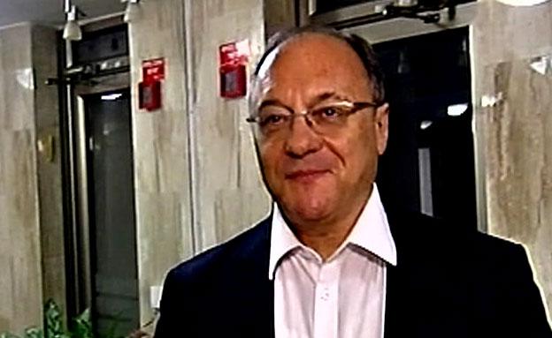 פרופסור ליאו ליידרמן (צילום: חדשות 2)